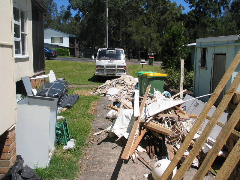 rubbish removal vancouver