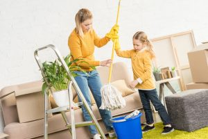 How To Clean Your New Home After Moving